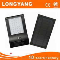 Bright 48 LED Solar Powered Security Lights Waterproof Outdoor Motion Sensor Lighting for Wall Patio Garden Landscape