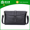 Stock Women Pure Black A Leather Bag 2017