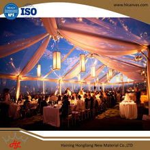 PVC transparent big luxury tents for wedding