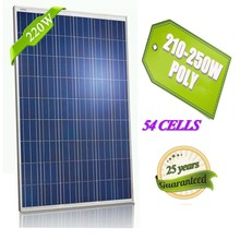 export 12v solar panel/220w high quality solar panel mono Solar Module price for home use