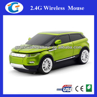 Promotional gifts 3D Car shape optical computer wireless mouse
