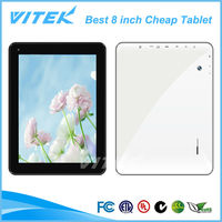 Alibaba Express Dual Core 8 Inch Android Cheapest Tablet PC Made in China