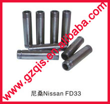 engine parts nissan FD33 valve guide