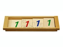 Introduction to Decimal Symbol,Montessori Math toys,Montessori wooden educational toys