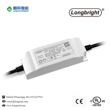 44W 30-40 1A constant current waterproof led driver ip67