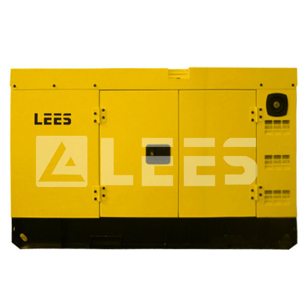 15 kw portable generator diesel powered sound proof three phase