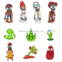 5 cm PVC Plants vs Zombies Anime toy Action Figure