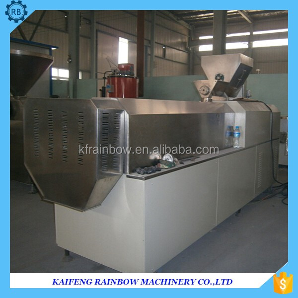 Hot Sale Good Quality Fish Food Making Machine pet chews food making machine
