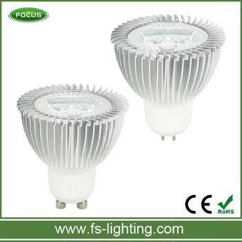 Mr16 3 Led Warm White Bulb 10-30v,3watt Dimmable Led Light Mr16 ...