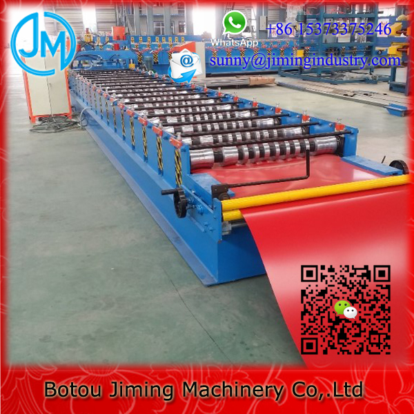2016 Hot Sale Best Price Corrugated Roof Panel Roll Forming Machine /Corrugated sheet metal roll forming machine