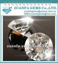 Round Cubic Zirconia Ideal CZ AAAAA 4 mm