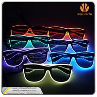 Ray Ban Glasses For Men In LED lighting Flashing