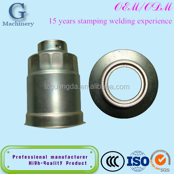 Precision stainless,brass,aluminum deep drawing stamping parts