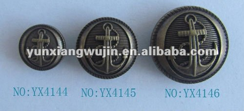 anti-brass metal jeans/coat snap buttons FREE SAMPLE