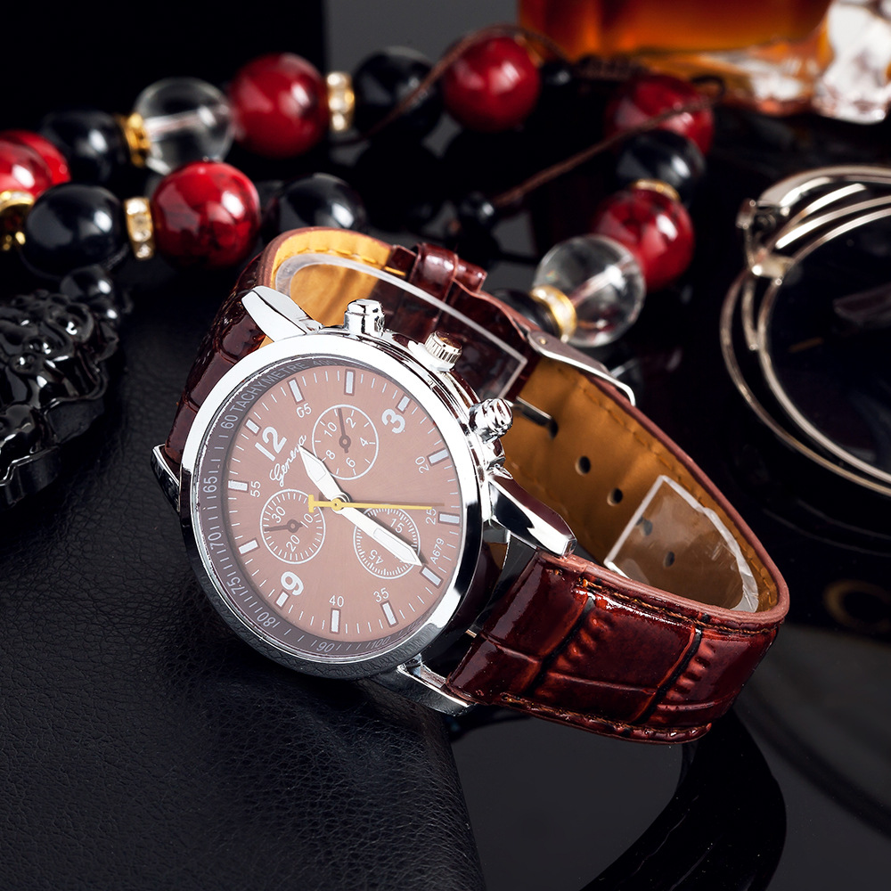 China Fashion Watch,Quartz Watches Men, Custom Leather Watches For Men