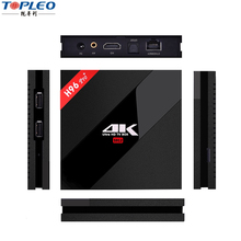 h96 p 4K HD 3G DDR4 32G eMMC Amlogic S912 Octa-core BT4.1 Dual Band 2.4G/5.8G android 7.0 tv box 3d
