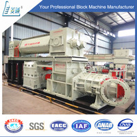 Germany high quantity of hollow red brick making machine in india/production line for clay brick making