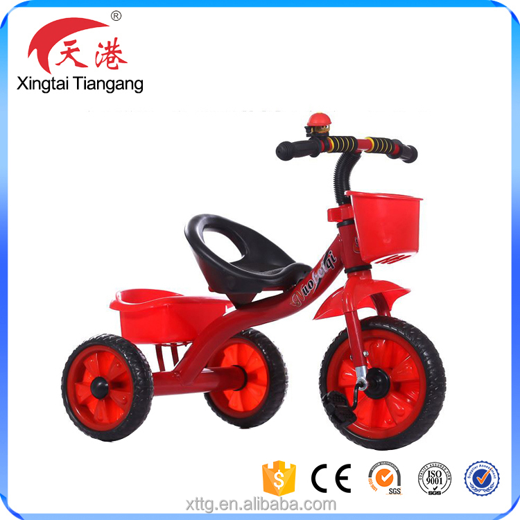 Hot sale baby tricycle / kids ride on car /children three wheel bike