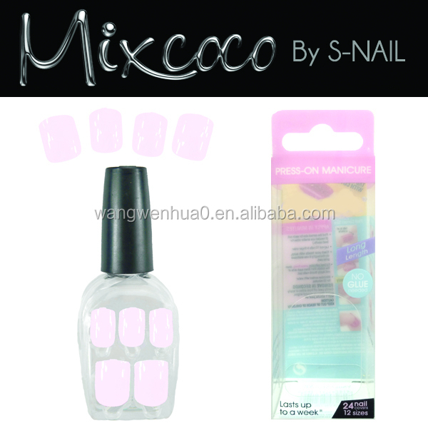 Free acrylic nail samples different styles of acrylic nail tips