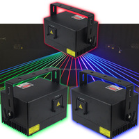 stage RGB full color programmable laser projector christmas lights