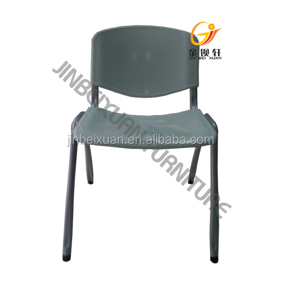 stressless particin de plstico pvc de plstico silla de comedor estructura de metal silla de estudio