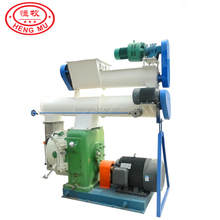 quality small manufacturing plant Siemens motor factory price wood pellet mill with roll shells