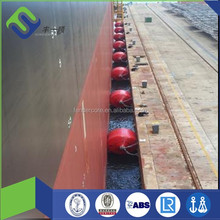 Offshore ocean surface marine EVA foam filled buoys/anchor pendant buoys for sale