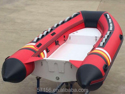 New style PVC material RIB inflatable boats China