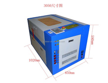 CE certification 50 w CNC laser engraving cutting machine