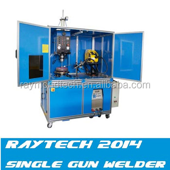 Transmission Torque Converter Single Gun Auto Welder