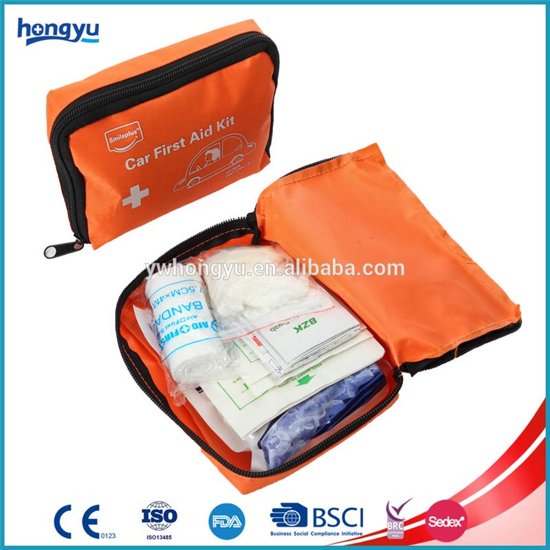 China manufacturer car accident emergency tool kits for wholesale
