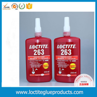 construction chemical sealant Threadlocker anaerobic sealant/ loctite adhesives sealants/ loctite 263 (instead 271) 50ml 250ml