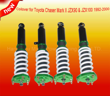 32-WAY ADJUSTABLE COILOVER DAMPER SPRING FOR 92-00 T*OYOTA CHASER/MK2 JZX90/JZX100
