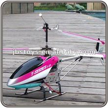 64CM Mjx T-Series 3 Channel Metal Alloy Big R/c Helicopter T23