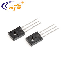 MJE13003 plug-in switching transistor NPN TO-126 iron leg 700V/1.5A switching transistor