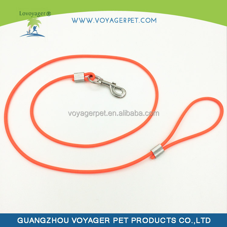 LOVOYAGER Neoprene hemp dog leash made in China