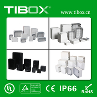 ABS plastic router enclosure,network junction case