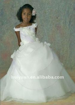 New Style Flower Girl Dresses For Weddings
