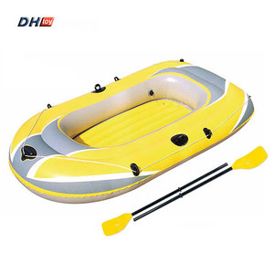 cheap portable inflatable raft fishing boat