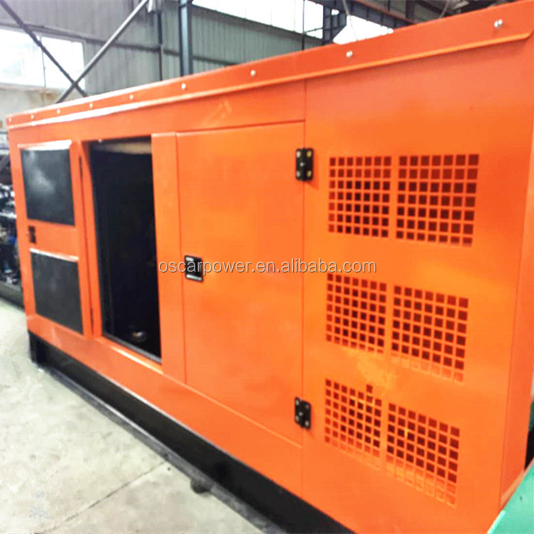 Factory hot sale cheap 15kw silent generator small portable diesel generator