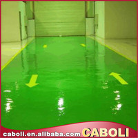Caboli antiskid epoxy floor for garage concrete floor