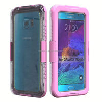 Used Electronics Bulk Wholesale Blu Cell Phones For Samsung Note 5 Android Phone,Waterproof Phone Case Armor For Note 5