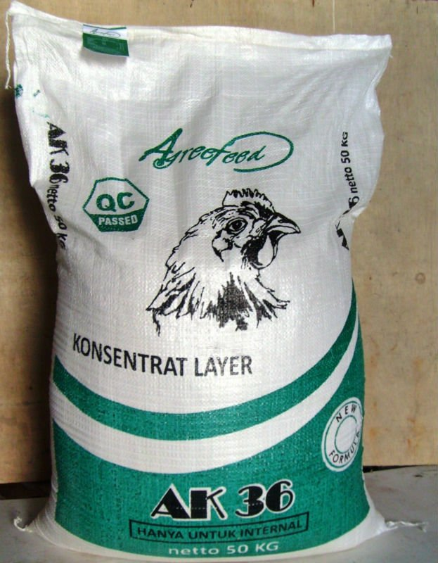 AK 36 Concentrate Feed