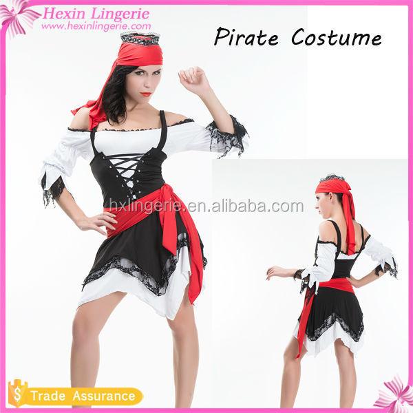 Toddler pirate costume