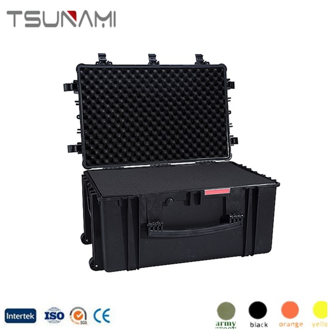 Tsunamicase 764840 hard plastic waterproof tool case instrument case