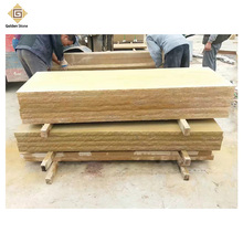 Chinese cheap yellow sandstone slabs for sale