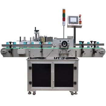 automatic labeling machine for round bottle (M)