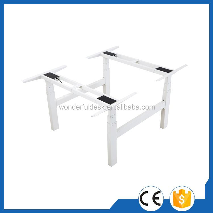 Low price certified portable small adjustable laptop table