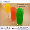 natural fruit popping boba, bubbel tea poping boba, fruity bubble tea syrup slush syrup