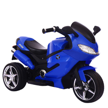 2017 New 3 wheel Child Electric Motorcycle For Baby Ride On
